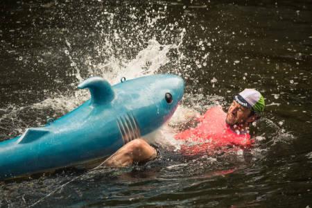 LIVSFARLIG: Denne fisken tar nesten livet av hele Landevei i dagens quiz! Foto: Christian Nerdrum.