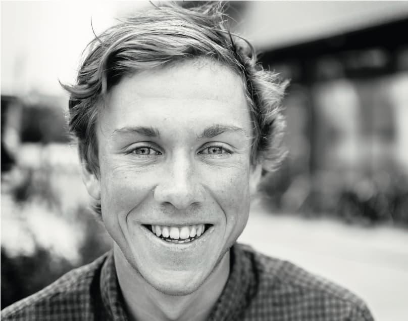 ENDELIG UTE: Fire år etter han startet i Sparebanken Sør blir Carl Fredrik Hagen nå pro  i belgiske Lotto Soudal. Foto: Marcus Liebold.
