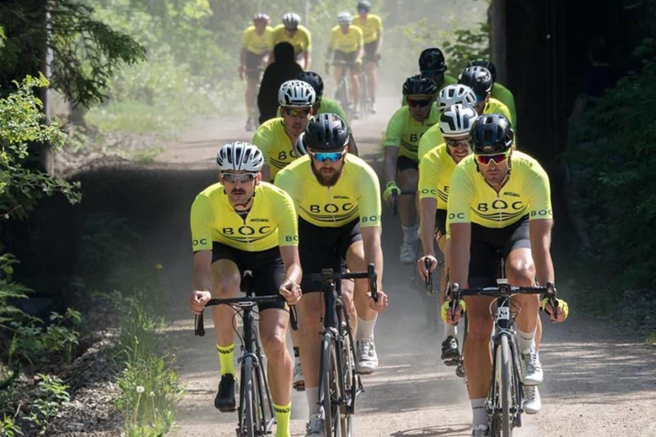 UTVIDER: Ronde van Vestkant går fra to til tre ritt og blir finalen i årets Norgescup landevei. Foto: Frank Solberg