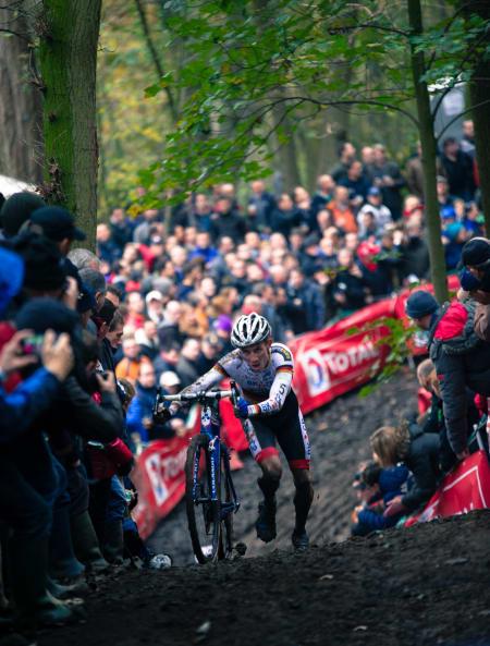FOR HARD: Philip Walsleben er tysk mester, men når ikke toppen når alle de store gutta er på plass.