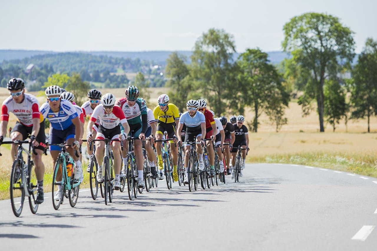 TURRITT: Slik masterscupen er i dag velger mange av mastersrytterne å delta i turritt i stedet for mastercupen fordi konkurransen er større og hardere i turklassen. Foto: Pål Westgaard