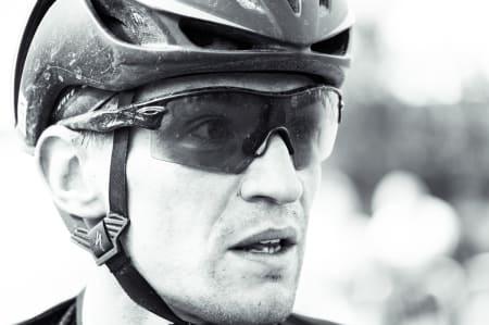 STILGURU: Alex Liebst hadde som vanlig knallben, men mistet gruppa etter en ufrivillig tissepause.
