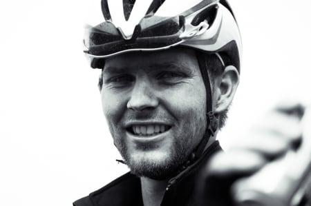 RAKER RUNDT: Ole-Andreas Rake satt inn med teten.