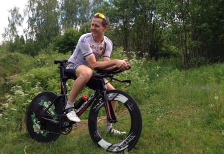 Jone Ellingsen ble verdensmester i tempo under Masters-VM i Belgia i 2011. Denne uka er han tilbake i VM, som går i Danmark. Foto: Privat