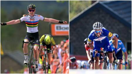 verdens beste proffsyklister