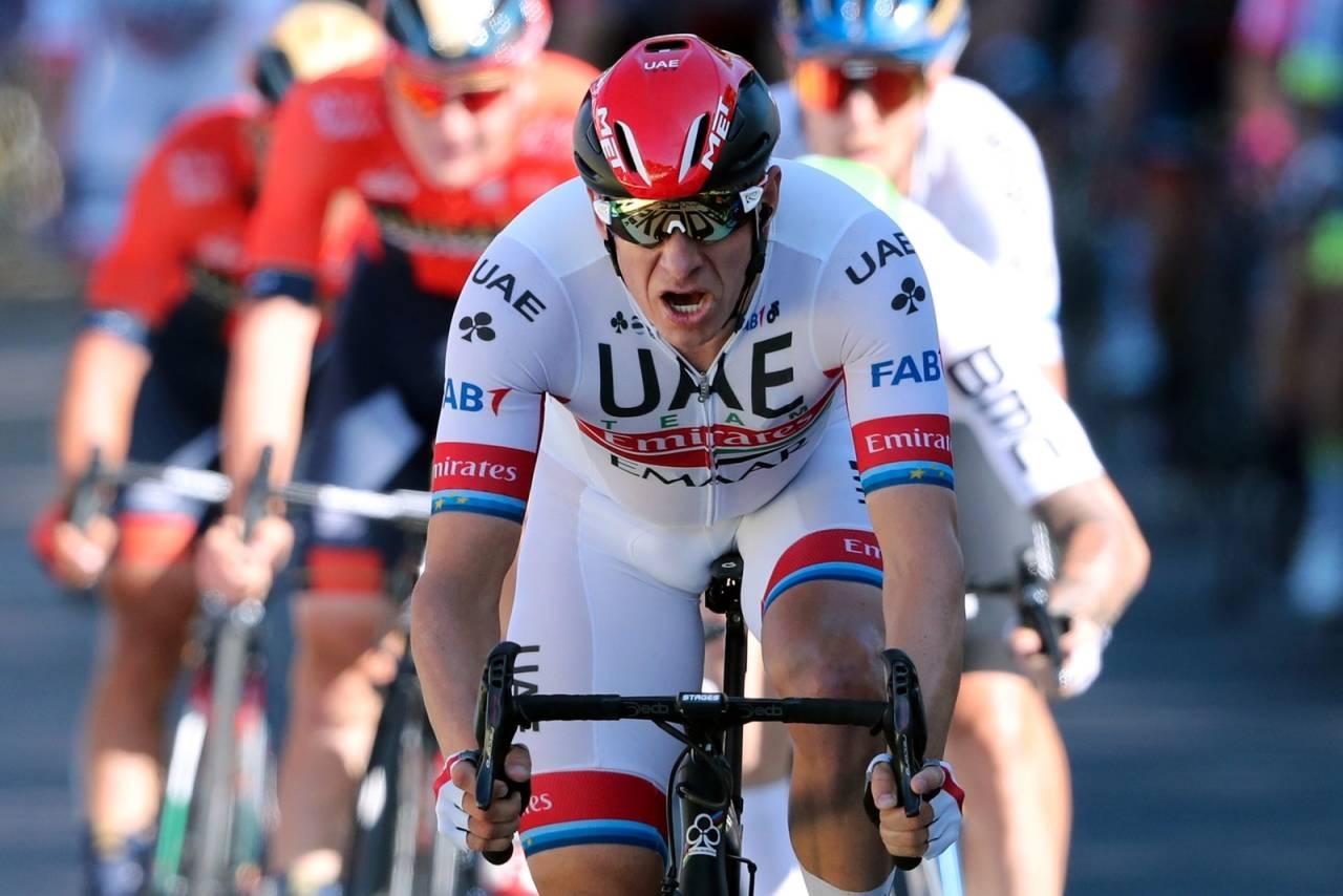 Alexander Kristoff sykler Tour de France