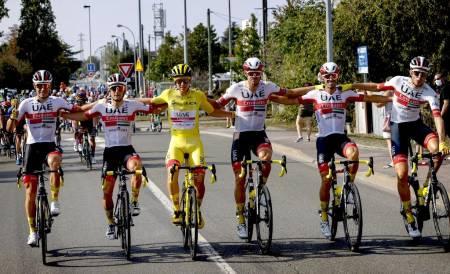 BLIR HJEMME: Alexander Kristoff blir hjemme fra Tour de France - Vegard Stake Laengen (t.h) tar turen. Foto: Cor Vos.