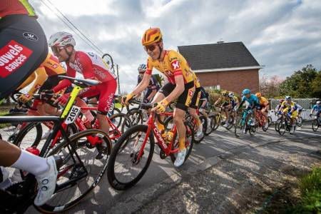 Jonas Iversby Hvideberg, Uno-X Pro Cycling, Amstel Gold Race