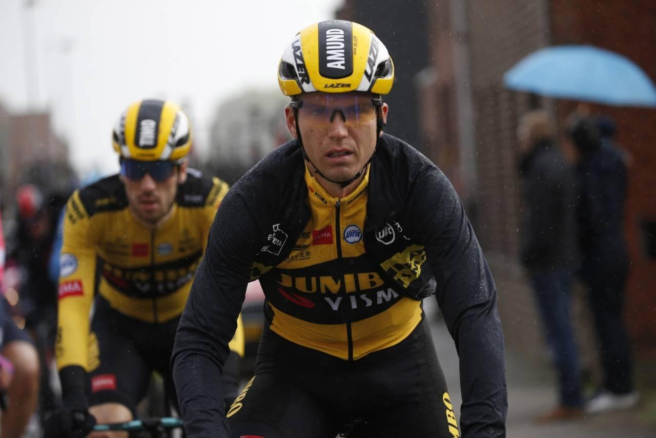 BYTTER DRAKT: Amund Grøndahl Jansen bytter denne sesongen ut Jumbo-Visma-drakten med Team BikeExchanges. FOTO: Cor Vos