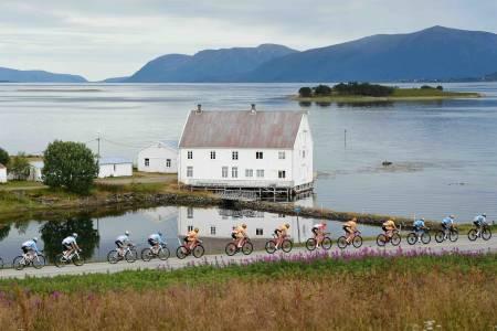 Uno-X sykler arctic race of Norway