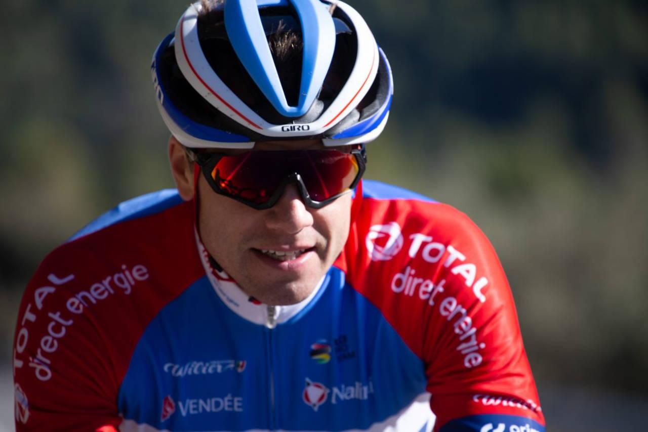 BLANT FAVORITTENE: Edvald Boasson Hagen er klar for sitt andre ritt for Total Direct Energie. Foto: Total Direct Energie
