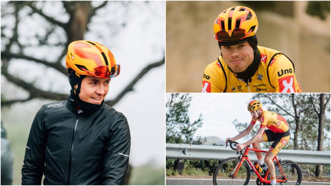 UNO-X-PROFILER: Denne trioen er blant profilene i det norske profflaget denne sesongen. FOTO: WordUp Projects/Jan Brychta