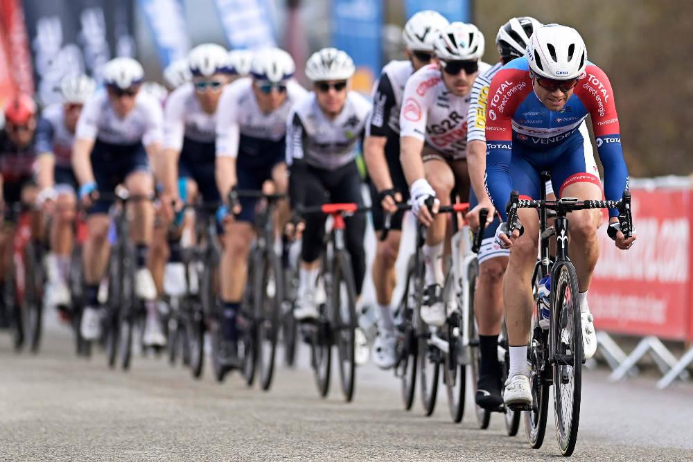 NYTT LAG OG NYE KLÆR: Edvald Boasson-Hagen sykler denne sesongen for Total Direct Energie. FOTO: Total Direct Energie