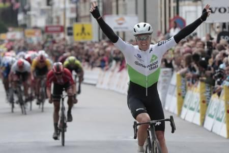 FÅR VI SE DETTE IGJEN?: Flere av etappene i årets Critérium du Dauphiné passer Edvald Boasson Hagen meget bra, og Edvald er i form! Foto: Cor Vos.