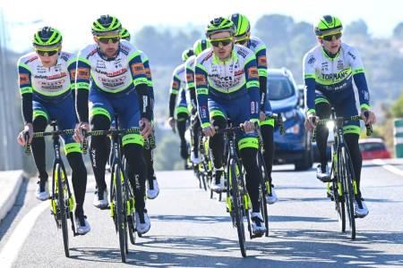 EKSKLUDERES: Odd Christian Eikings Intermarché-Wanty Gobert får ikke sykle Tour de la Provence likevel. Foto: Cor Vos
