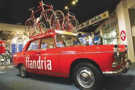 PILGRIMSREISE: Du er ikke ekte syklist før du har besøkt Flandern Rundt-museet i Oudenaarde i Belgia.