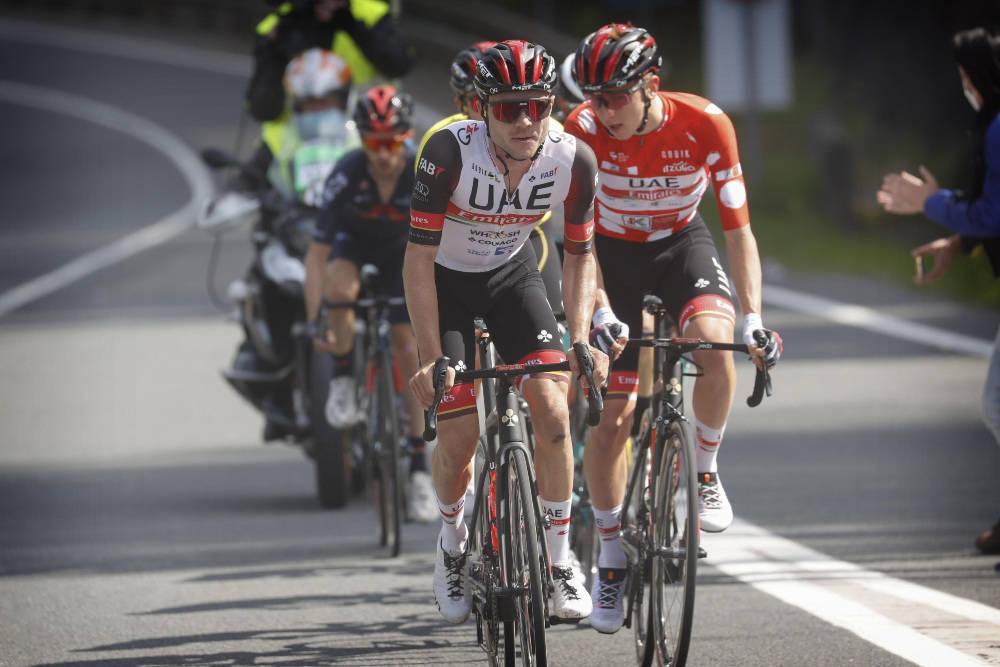 FÅR IKKE STARTE: Marc Hirschi får ikke forsvare seieren fra i fjor. Foto: Cor Vos