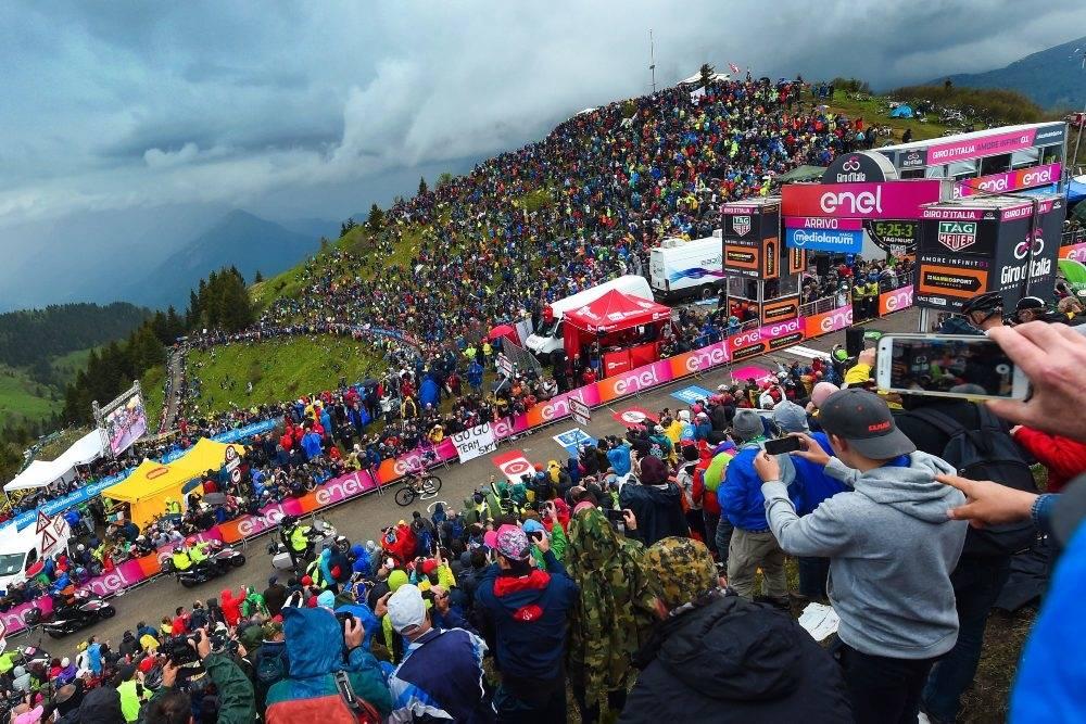 Giro d'Italia etapper 2021 slik blir giroen monte zoncolan Carl Fredrik Hagen