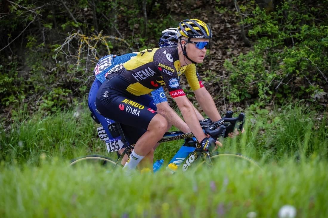 Tobias Foss. Foto: Cor Vos