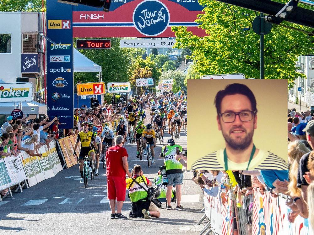 FØLGER OPP: Procycling.no fikk en verst tenkelig start på sin nye finansieringsmodell, men satser på å dekke Tour of Norway også i 2021. Foto: TON.