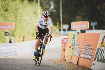 Per Strand Hagenes fra Sandnes SK vant juniorguttas NM-fellesstart