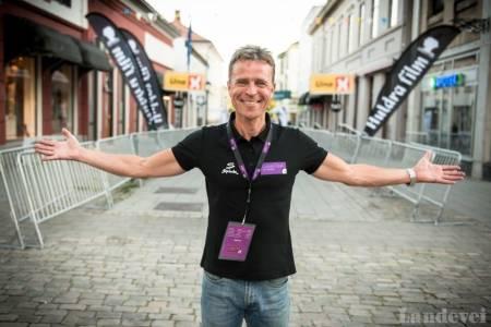 KLATREETAPPE: I Ladies Tour of Norway 2021 blir det for første gang en klatreetappe, kan Roy Moberg fortelle til Landevei. Foto: Henrik Alpers