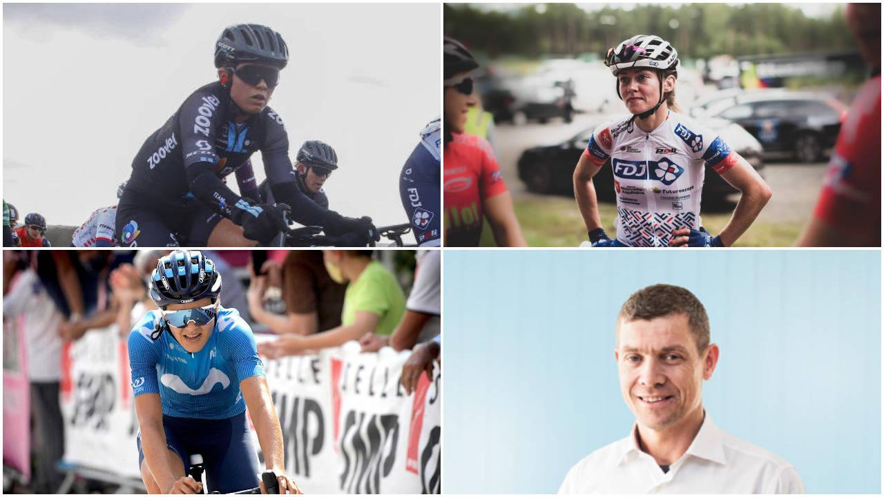 HØYST UKLART: Karl Lima har store ambisjoner for det nye laget - men hvem som skal sykle for Team Coop-Hitec Products vil han ikke si noe om.