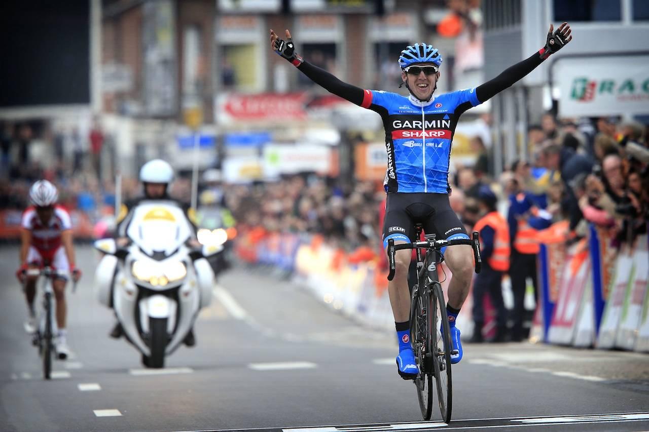 ELEGANT: Dan Martin vant Liége-Bastogne-Liége med stil. Men hva med oss? FOto: Cor Vos.