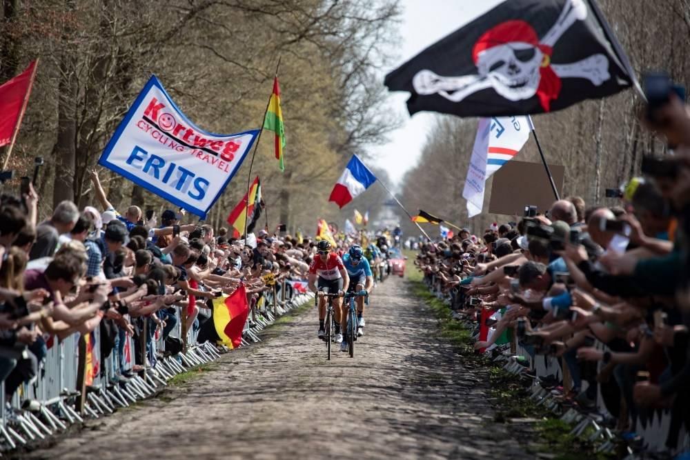 NY AVLYSNING?: Inntil videre ser det mørkt ut også for Paris-Roubaix i 2021. Foto: Cor Vos