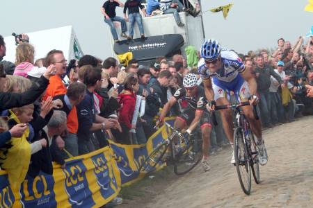 Paris-Roubaix Thor Hushovd
