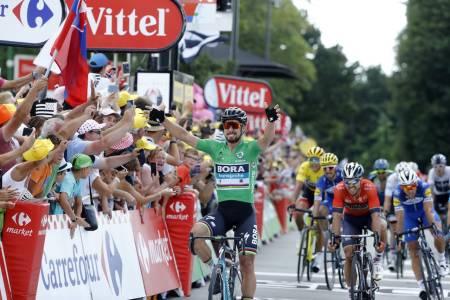 HVEM KAN SLÅ SAGAN? Så lenge han er med i finalen, tilsynelatende ingen. Foto: Cor Vos.