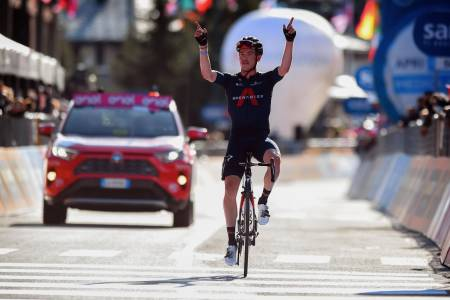 Rohan Dennis Giro D'italia