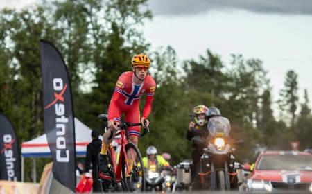 Andreas Leknessund Tour te Fjells