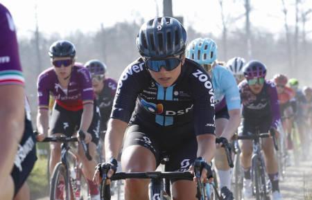 Susanne Andersen, Team DSM.