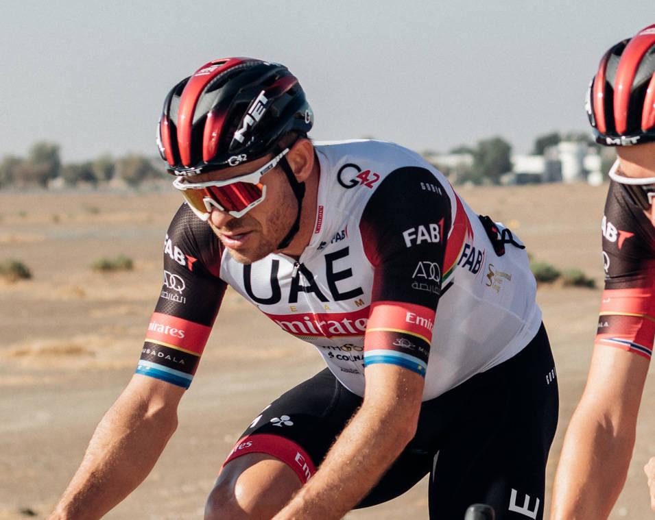 MISTER SESONGSTARTEN: Alexander Kristoff er nå usikker på når han kan starte sesongen. Foto: PhotoFizza/UAE Team Emirates