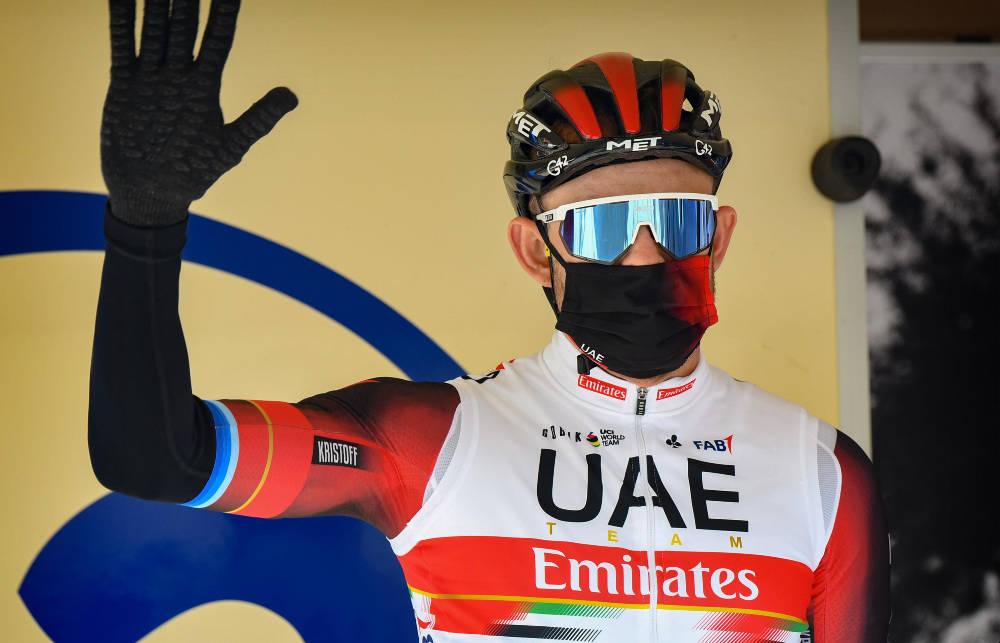 SKUFFET OVER RESULTATENE: Alexander Kristoff hadde håpet på bedre avkastning i Tour de la Provence. Foto: Cor Vos