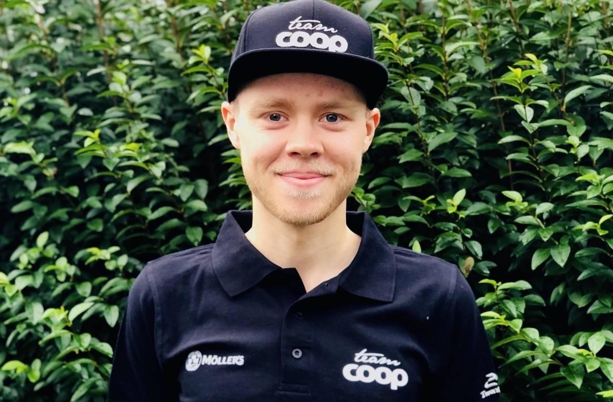 KLAR FOR COOP: Tore André Aase Vabø har signert for Team Coop.