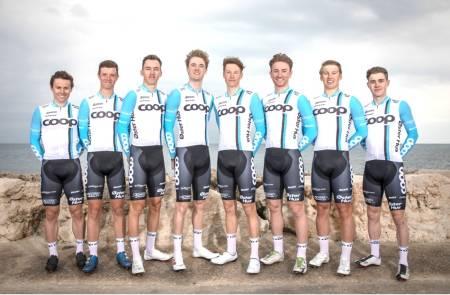 Team Coop sykkel