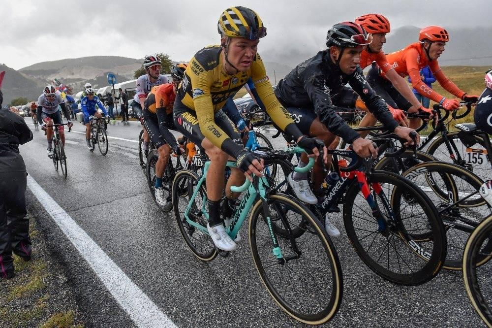 ÅRETS FØRSTE ETAPPERITT: Onsdag starter Tobias Foss det italienske WorldTour-rittet Tirreno-Adriatico. Foto: Cor Vos