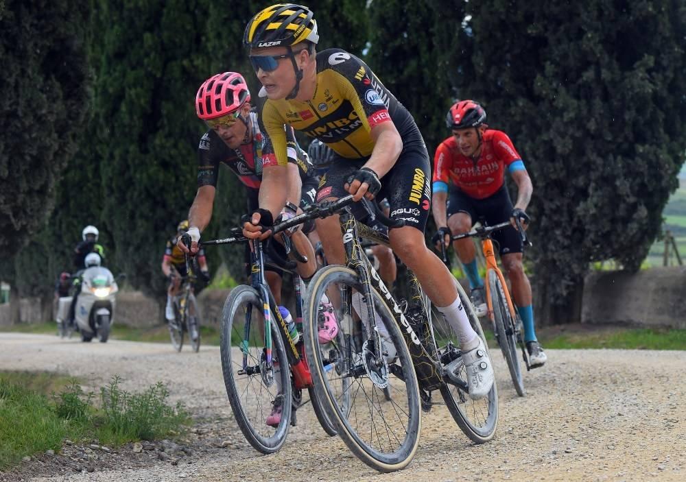 Tobias Foss, Giro d'Italia
