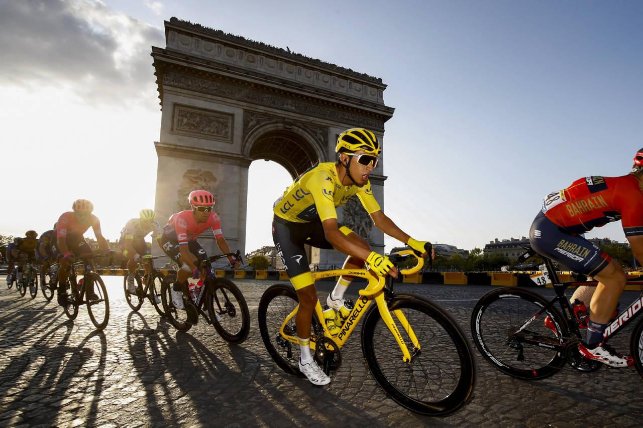 VILL KAMP: 23 lag står på startstreken i Tour de France. Her er oversikten over lag, sponsorer og profiler. Foto: Cor Vos.