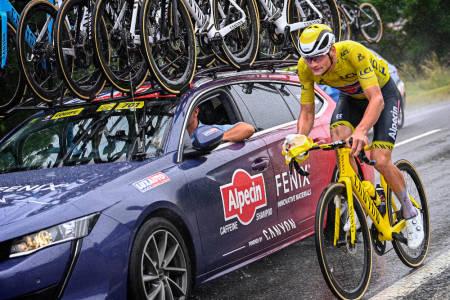 Følgebil Tour de France