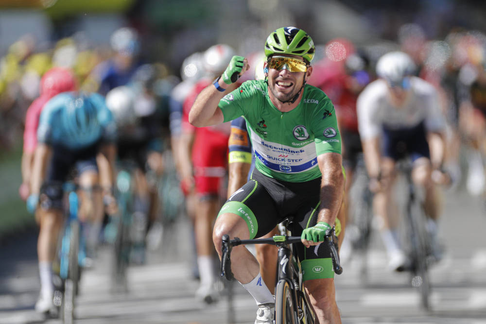 Tour de France 2021, mark cavendish