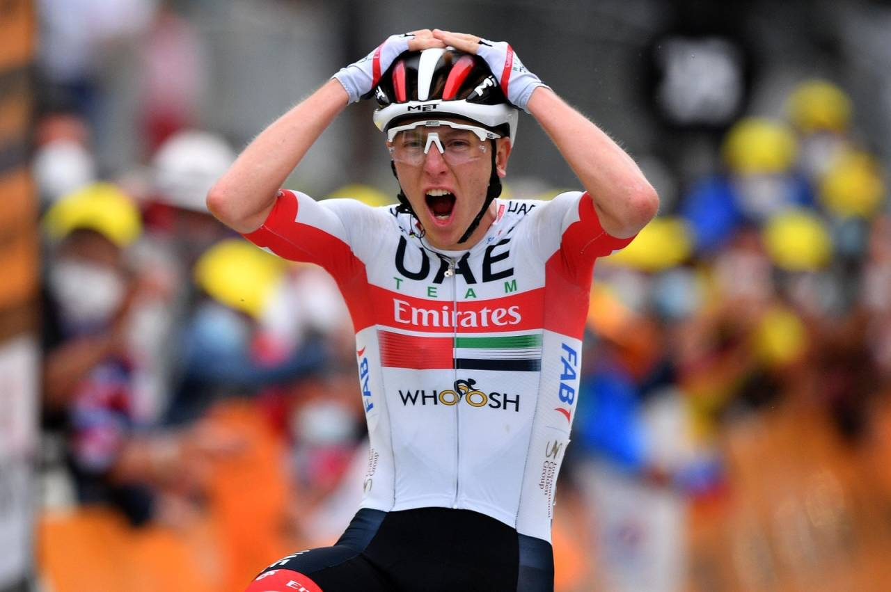 Tour de France, Tadej Pogacar