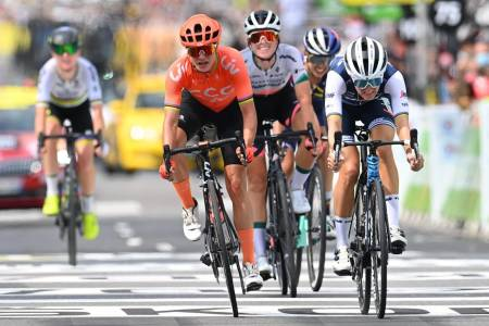Lizzie Deignan vant La Course 2020