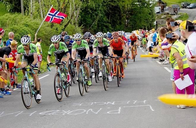 TILBAKE FOR MER: LottoNL-Jumbo vant to etapper da laget het Belkin i 2014. De er med også i år.