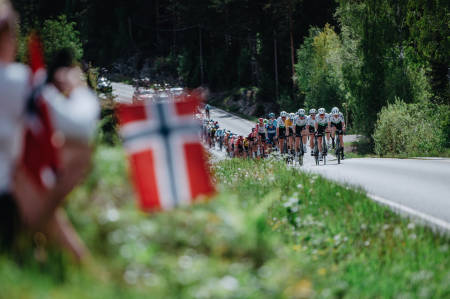 tour of norway landevei
