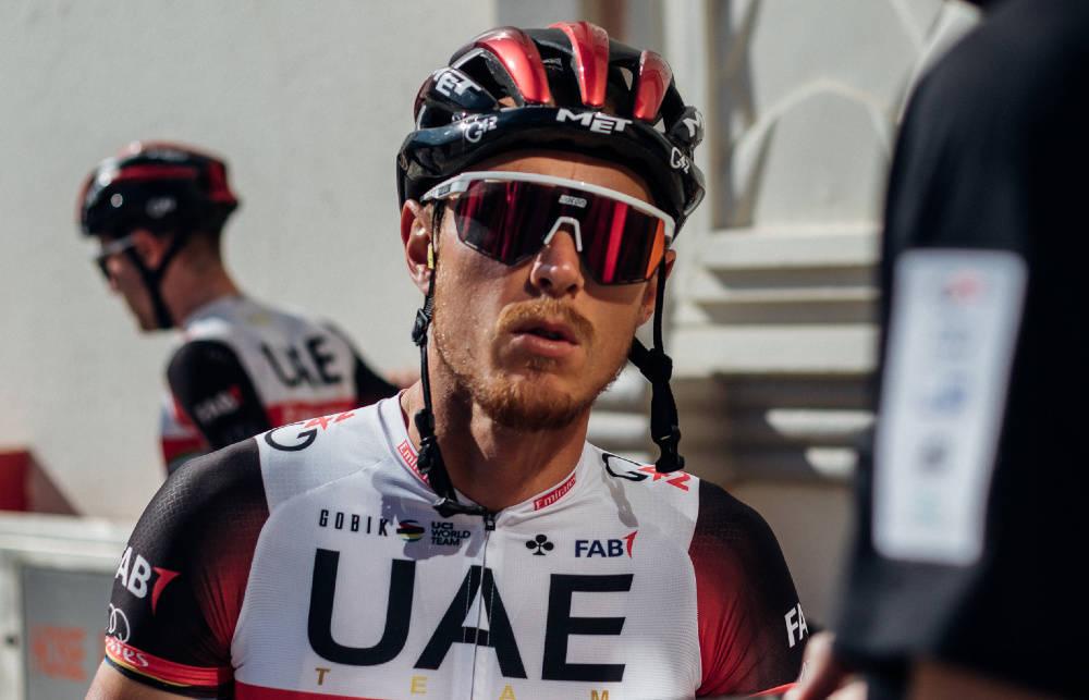 SLÅR TILBAKE: Matteo Trentin synes kritikken som gis mot de nye UCI-reglene er ubegrunnet. Foto: PhotoFizza / UAE Team Emirates