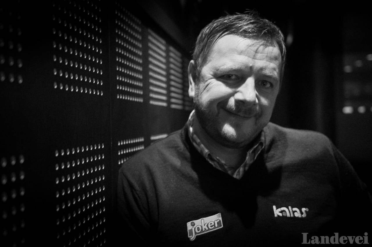 KLAR FOR UNO-X: Gino Van Oudenhove blir sportsdirektør i Uno-X Pro Cycling. Foto: Henrik Alpers
