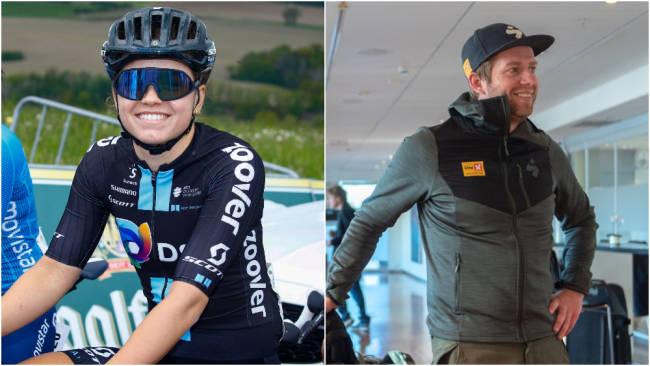 STORSIGNERINGEN: Susanne Andersen sykler for Uno-X Pro Cycling i 2022, hvor Jens Haugland har en klokkeklar plan for henne. Foto: Cor Vos / Henrik Alpers